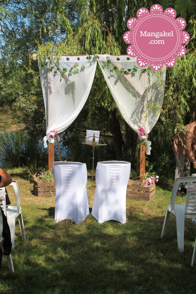 Touraine Loire Valley, hôtel des mariés hippie chic, cérémonie en extérieur, mariage bucolique