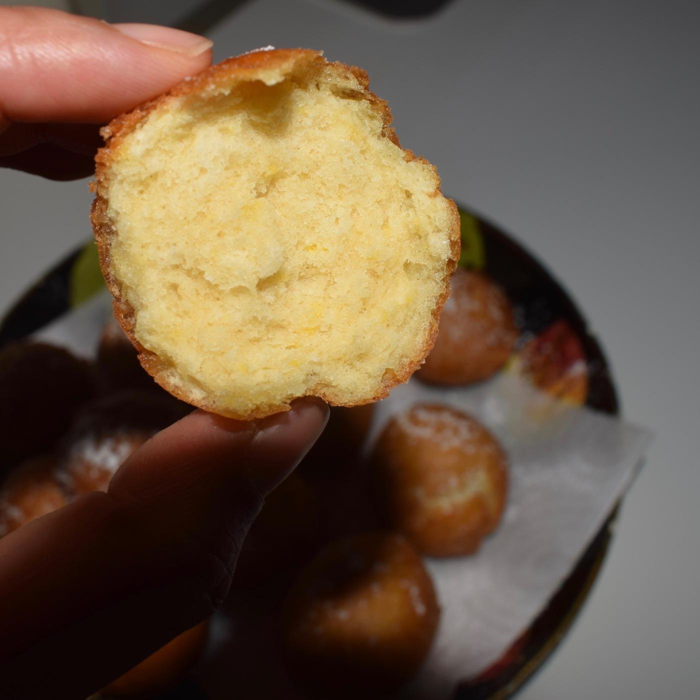 mofo baolina, recette malgache, beignet malgache