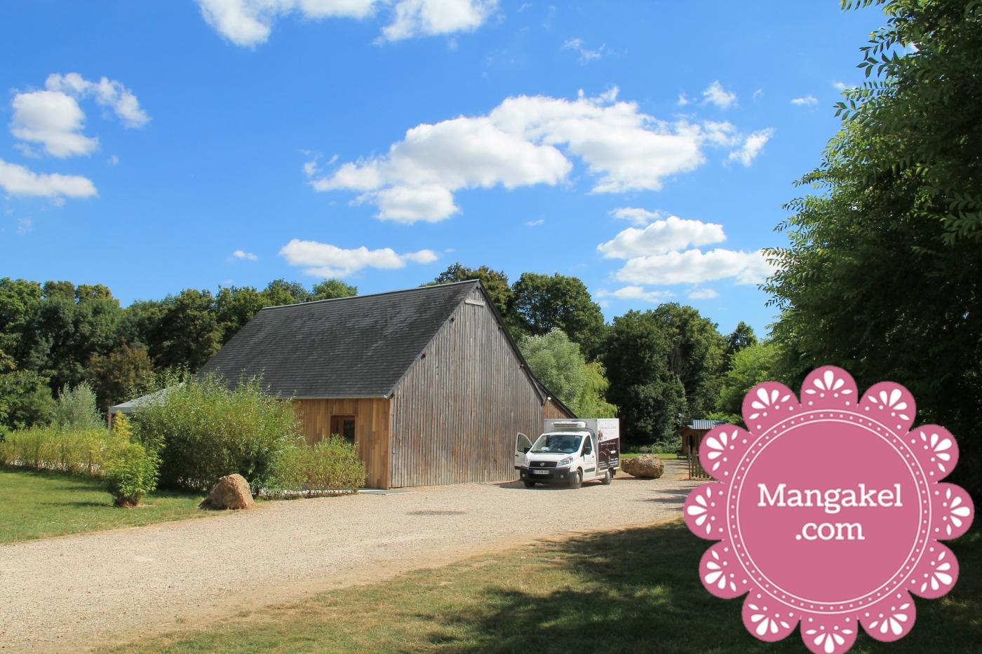 la Grange de Porcherieux, mariage champêtre