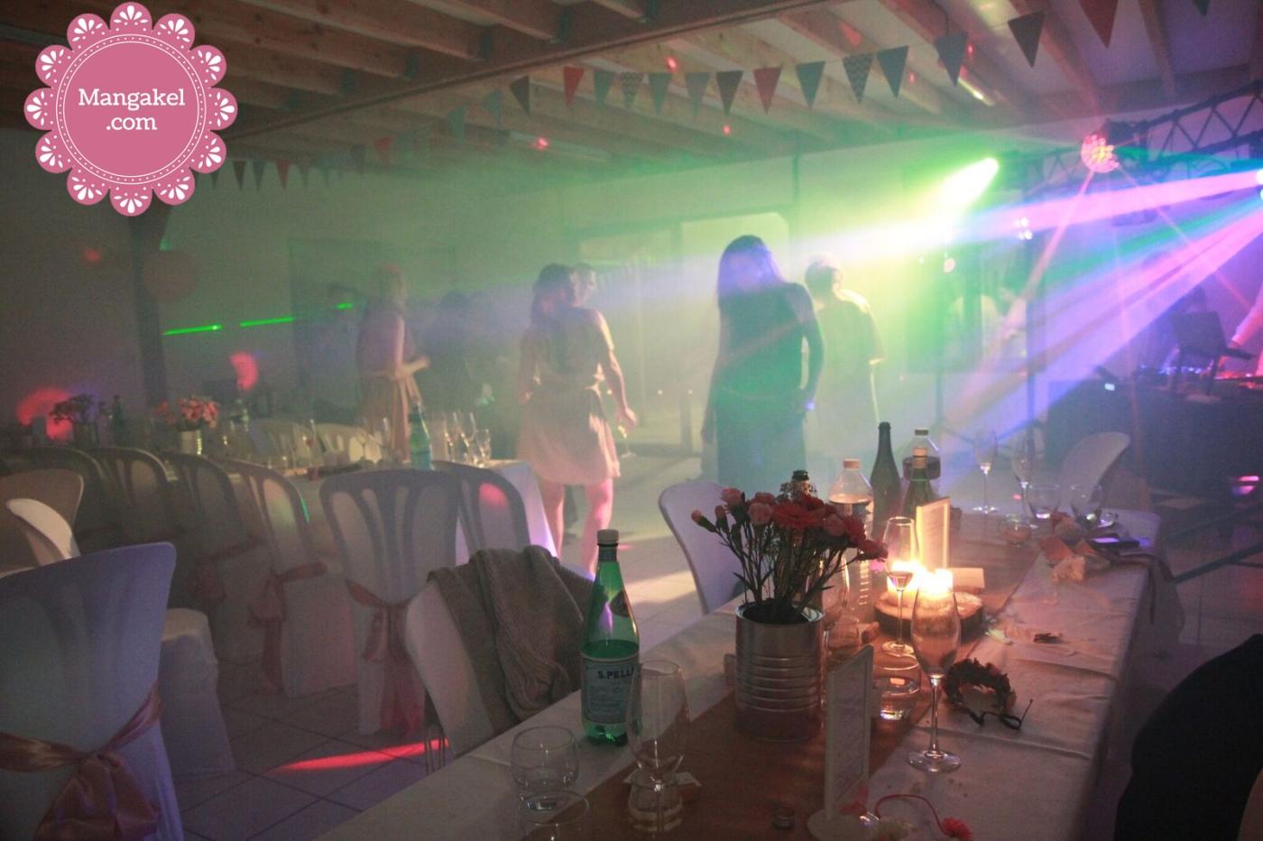 Phoenix Event, Touraine Loire Valley, Mariage, Mangakel