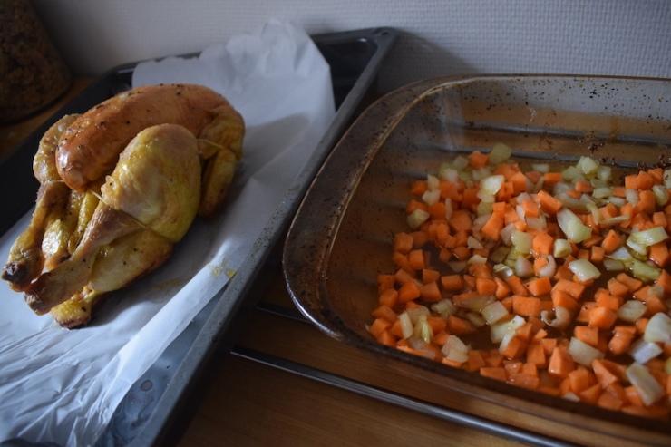 poulet rôti cap cuisine fiche 113