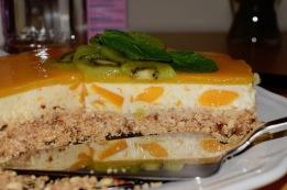 cheesecake coco mangue