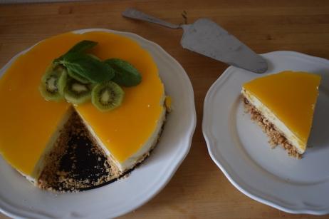 cheesecake coco -mangue