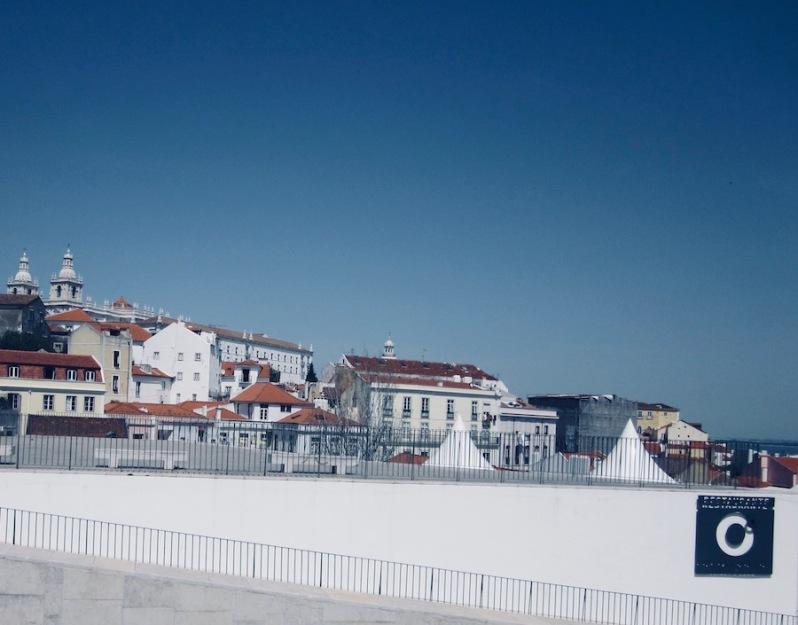 quartier de l'Alfama- Lisbonne