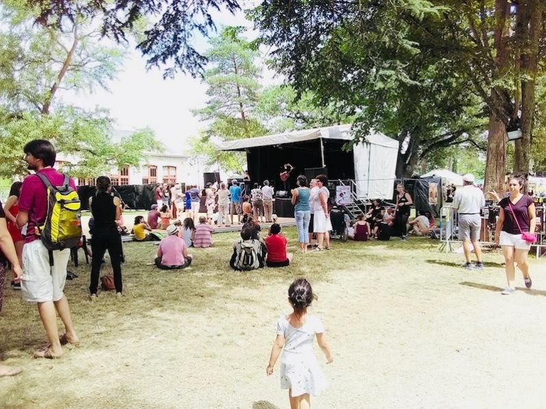 Eco-village festival Terres du son 2017