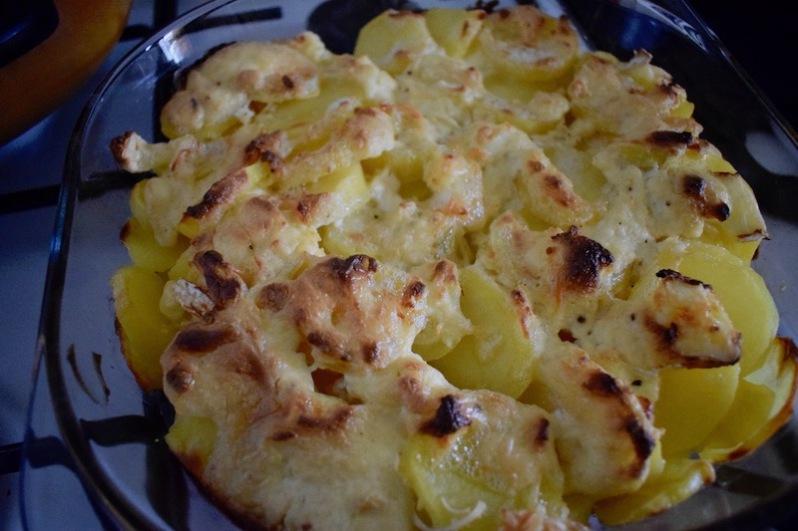 gratin de pommes de terre forézien fiche 147