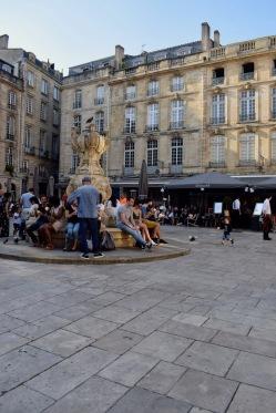place du Parlement Bordeaux