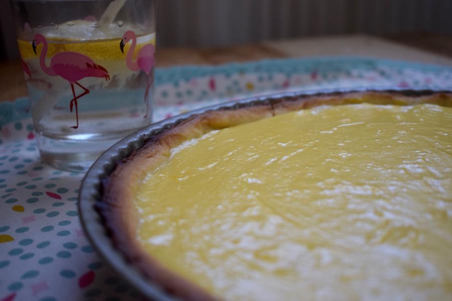tarte au citron Cap cuisine