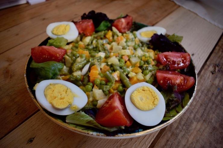 salade de macédoine recette cap cuisine