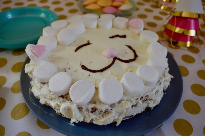 gâteau mouton, anniversaire, fashion cooking