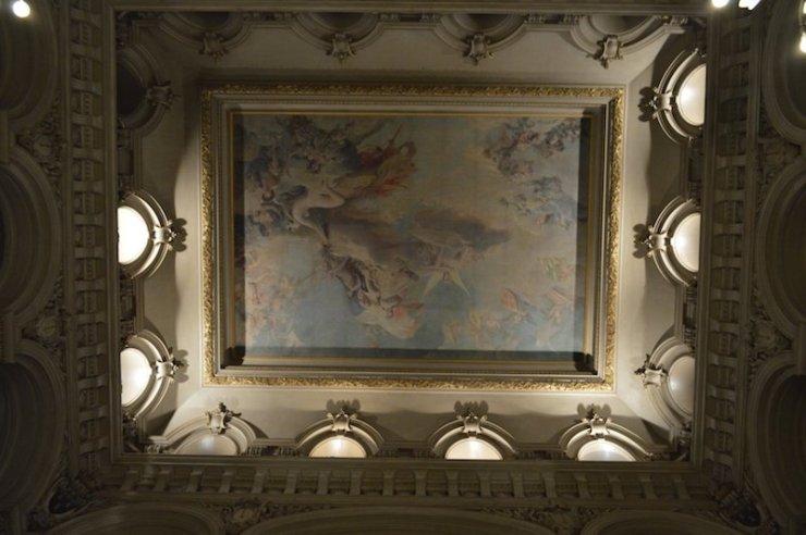 le Grand Théâtre de Tours  /  © crédit photo : TMV Tours