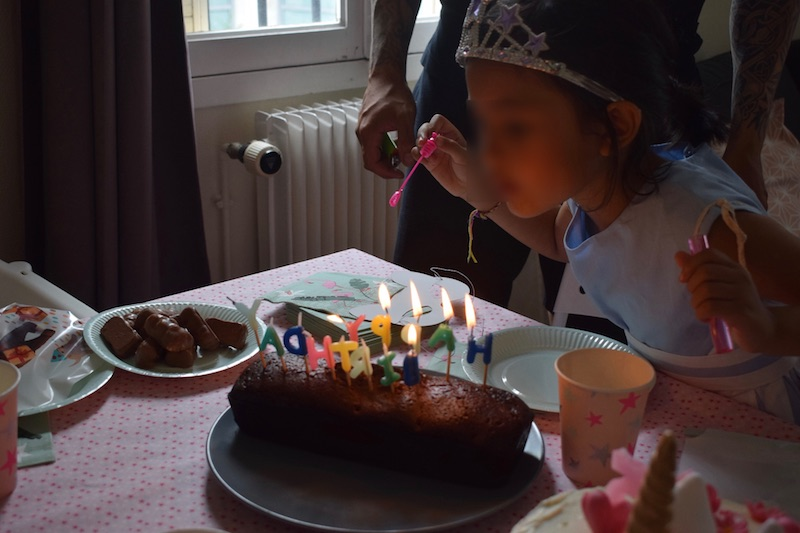 5 ans Minette