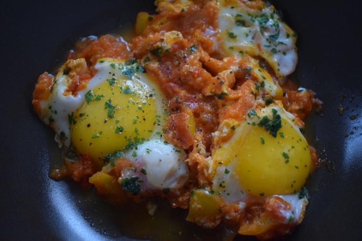 Shakshuka tomates & poivrons