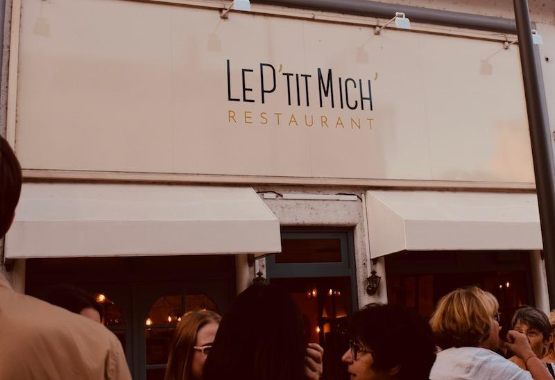 Restaurant Le P'tit Mich'