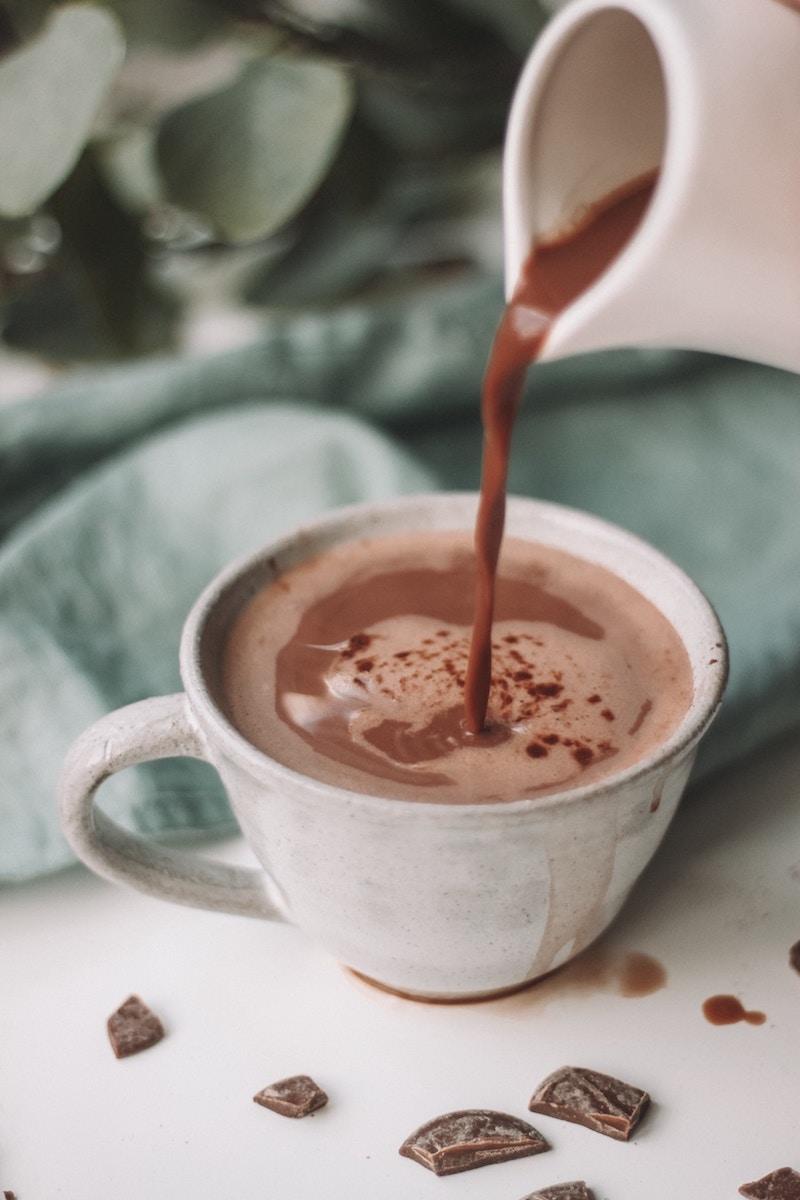 chocolat chaud péruvien - Mangakel