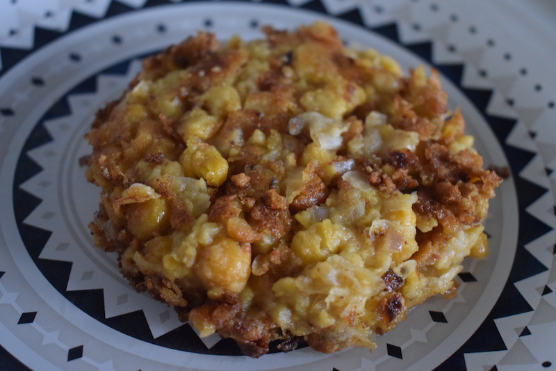 Burger veggie (galette de pois chiche) - recette de Mangakel